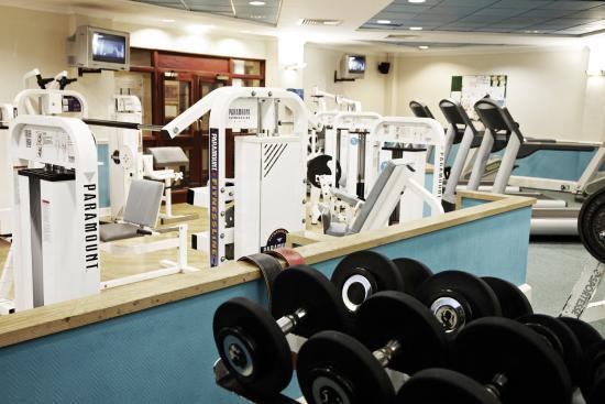 Copthorne Hotel Effingham Gatwick: Fitness Room