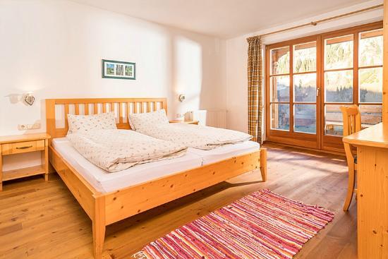 Bauernhof Rindereben: Haseck Schlafzimmer