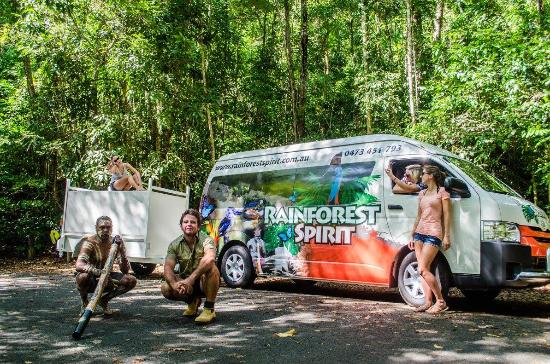 Rainforest Spirit Tours