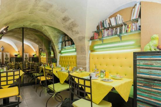 Hotel Bersoly's Saint Germain : Salle à manger petit déjeuner