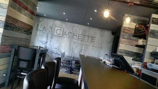 Salle photo de la cachette la talaudiere tripadvisor for Restaurant la talaudiere