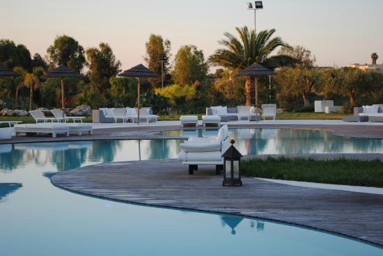 Hotel Borgo Pantano: La piscina