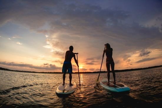 Wrightsville SUP: SUP Eco and Sunset Tours