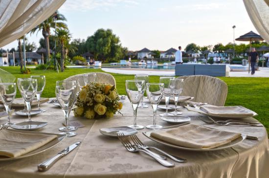 Hotel Borgo Pantano: Il ristorante