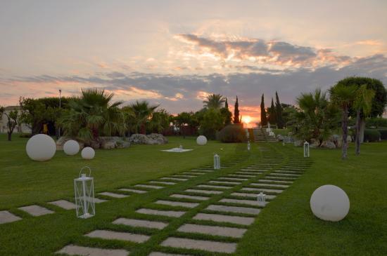Hotel Borgo Pantano: Tramonto