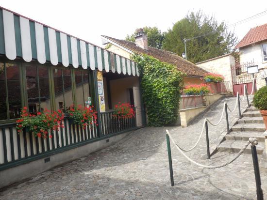 Bilheteria picture of auberge ravoux dite maison de van for Auberge ravoux maison van gogh