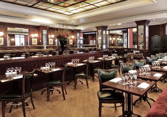 brasserie haussmann restaurant photo de millennium hotel paris op ra paris tripadvisor. Black Bedroom Furniture Sets. Home Design Ideas