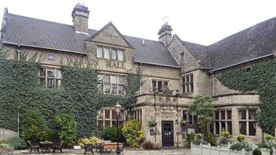 Bulkington, UK: Main entrance