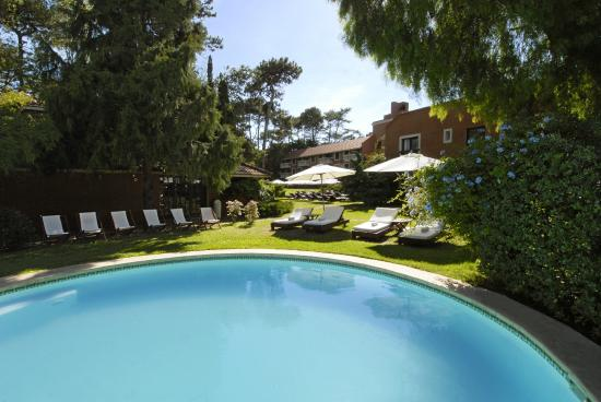 Barradas Parque Hotel & Spa: Piscina Exterior Climatizada