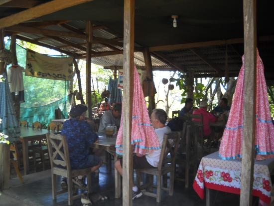 Costa Rica Private Tours: Where we had our real Costa Rican lunch