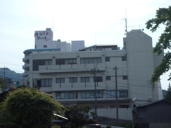 Yuzan no Sato Todoroki : ホテルの外観