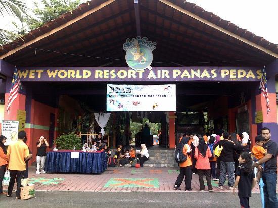 Negeri Sembilan, Malaysia: Pintu masuk