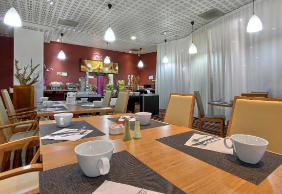 Restaurant picture of novotel paris 13 porte d 39 italie - Restaurant porte d italie sarreguemines ...