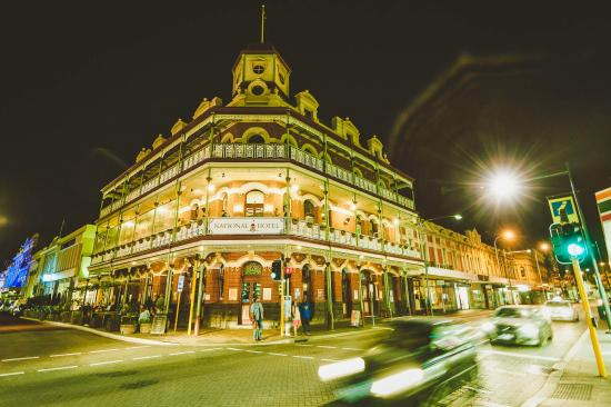 The National Hotel Fremantle