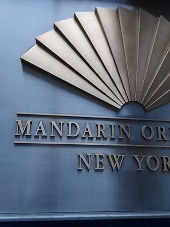 Mandarin Oriental, New York: 外観