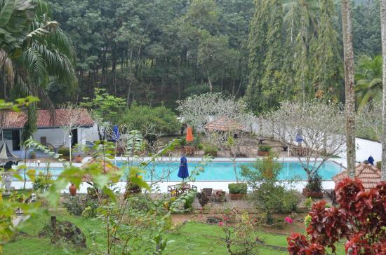 Kahangama, Sri Lanka: Pool og have