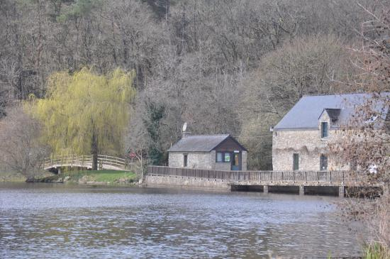 Domaine du Moulin Neuf - Terres de France: VVF Village de Rochefort en terre