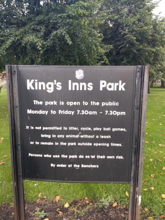 King's Inns Picture