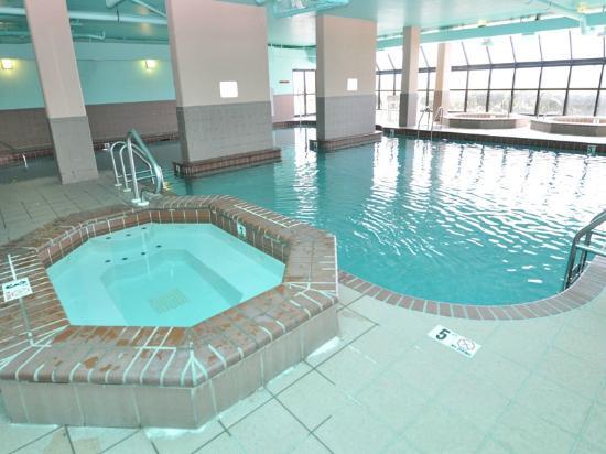 Phoenix Vii Indoor Pool Picture Of Phoenix Vii Orange Beach Tripadvisor