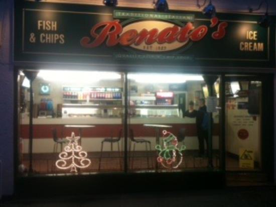 G Chicken Adventure Bar Renato's Fish & Ch...