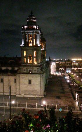 Vista De La Catedral Desde La Terraza Del Balcon Picture