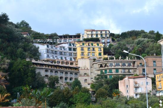 Grand Hotel Capodimonte Sorrent