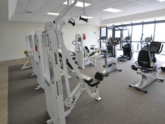 Phoenix X Fitness Area