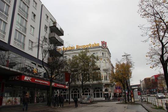 Reeperbahn bild von reeperbahn hamburg tripadvisor for Hotel reeperbahn
