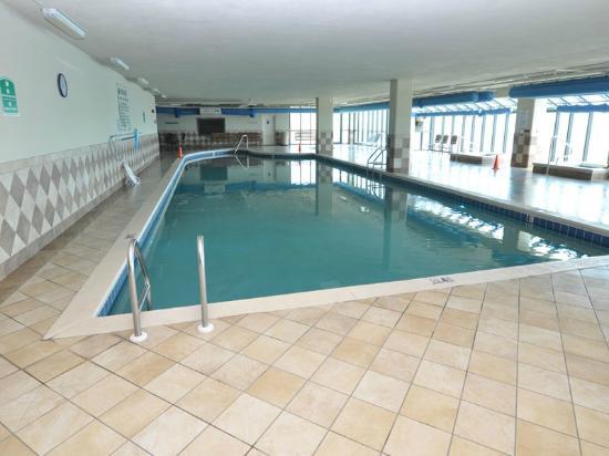 Phoenix IX indoor pool