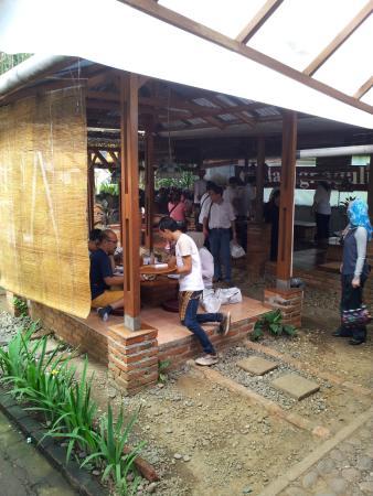 Restaurant - Outdoor Area