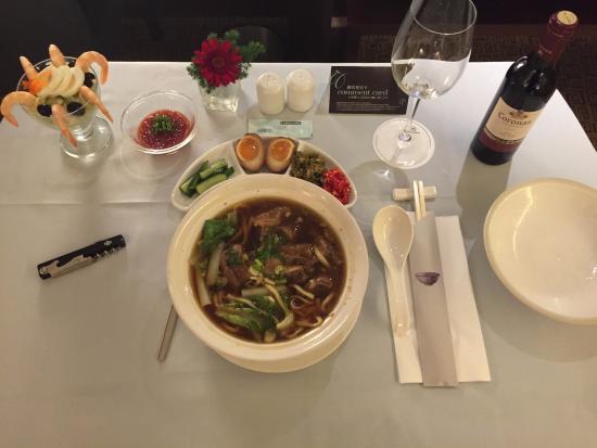 Sheraton Grand Taipei Hotel Room Service