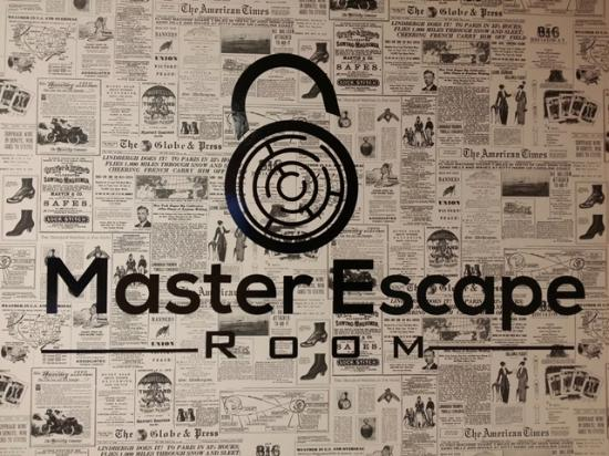 The Master Escape Room