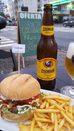 Cine Burger Kobrasol