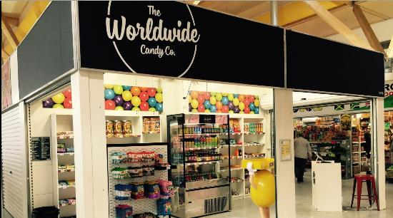 The Worldwide Candy Co