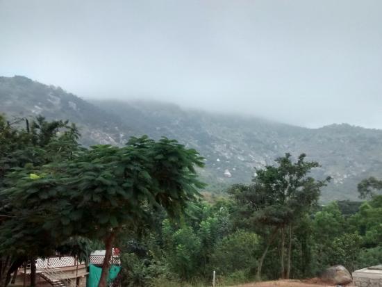 Chikkaballapur, Indien: Nandi Hills