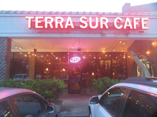 Terra Sur Cafe Tampa Fl