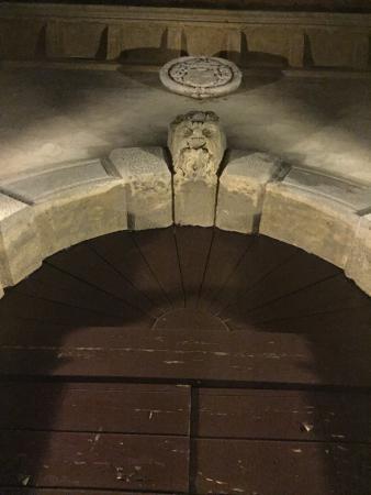 Relais Villa Sagramoso Sacchetti: Entrada