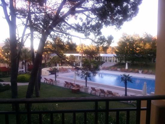 Punta Del Este Resort & Spa : Piscina ao amanhecer