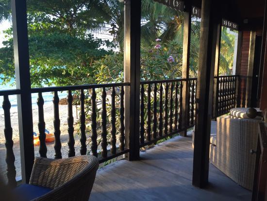 Charlestown, Кануан: balcony