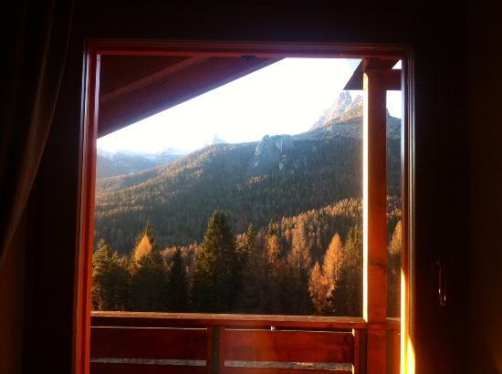 Hotel Piccolo Pocol: vista dalla stanza 2