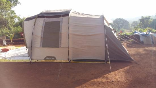Nisarg Resort Awesome tents & Awesome tents - Picture of Nisarg Resort Kolhapur - TripAdvisor