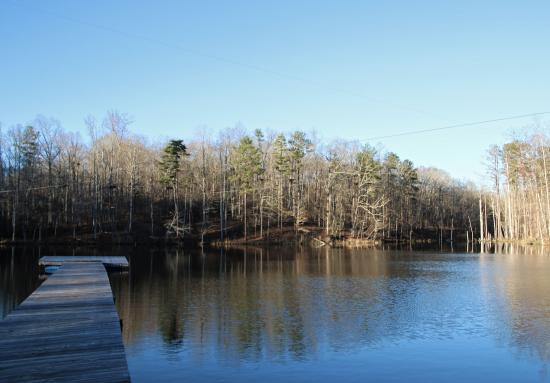 Whitesburg, GA: View at the Lake