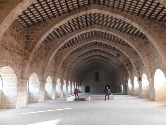 detalle: fotografía de Reial Monestir de Santes Creus, Aiguamúrcia - TripAdvisor