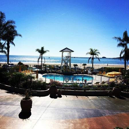 Avila Beach, كاليفورنيا: Pool & Oceanview
