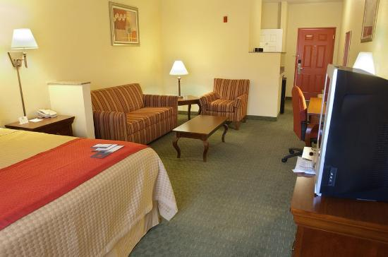Crawfordville, FL: Guest Room