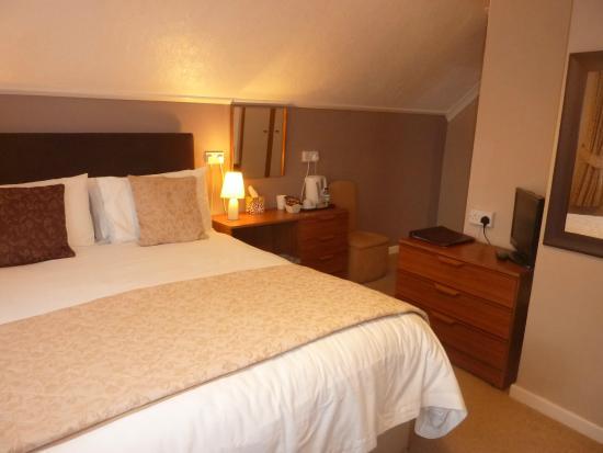 Roch, UK: Double Room