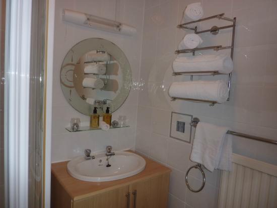 Roch, UK: Twin Room