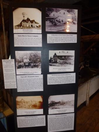 Ingersoll, Kanada: Early Cheese Makers