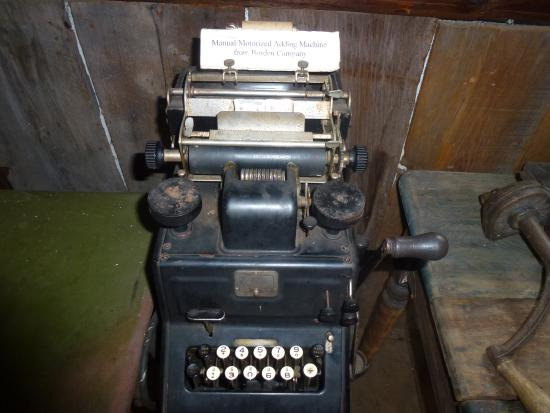 Ingersoll, Canada: Early Adding Machine