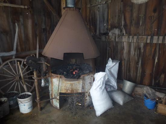 Ingersoll, Canada: Blacksmith's Forge